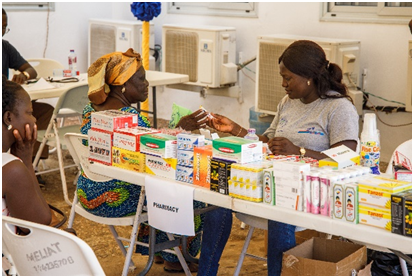 FBN Bank Ghana medical outreach impacts over 400 lives