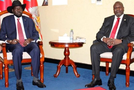 The rejection by Riek Machar dashes hopes of breaking a deadlock and ending a six-year conflict in South Sudan. South Sudan's President Salva Kiir, left, and former vice president and rebel leader Riek Machar, right [Jok Solomun/Reuters]  South Sudan's rebels have rejected a peace offer by President Salva Kiir, which included plans to reduce […]