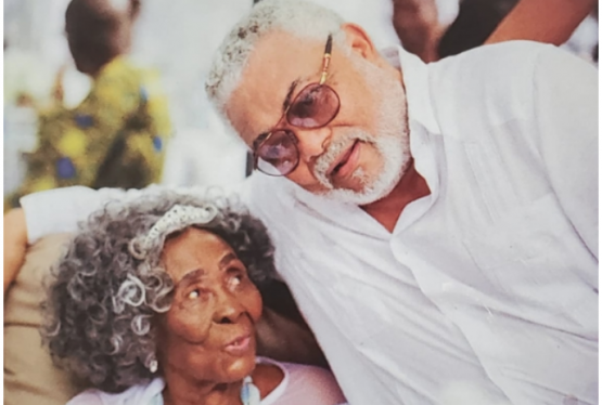 "Former President Jerry John Rawlings has recounted how strict and an uncompromising disciplinarian his late mother Victoria Agbotui was during her 101 years on earth. In a glowing tribute, he said, ""My mother was tough and determined and never stopped threatening the use of the rod. She was fearless and had the most amazing work […]"