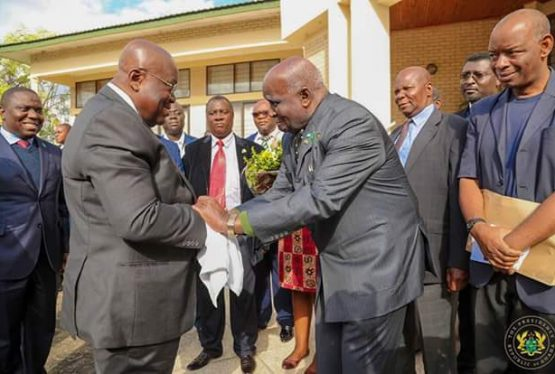 """President Nana Addo Dankwa Akufo-Addo has on behalf of Ghanaians extended sincere condolences to the President, government and people of Zambiaover the loss of their first President, Kenneth Kaunda. """"On behalf of the Govt & people of Ghana & on my own behalf, I extend sincere condolences to the President, Govt & people of Zambia […]"""